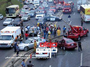 مرگ بر اثر تصادفات جاده ای (4)
