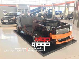 سایپا-نمایشگاه خودرو تهران 97