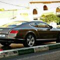 بنتلی کانتیننتال- خودرو گذر موقت