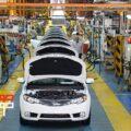 گروه خودروسازی سایپا-خط تولید سراتو