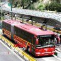 خطوط اتوبوس تندرو