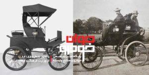 قدیمی ترین خودرو برقی