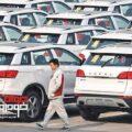 بازار خودروی چین