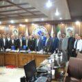 نشست نمایندگان مجلس در ایران خودرو