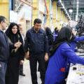بازدید از گروه بهمن