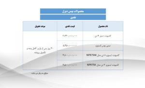 شرایط فروش بهمن دیزل