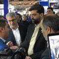 مدیرعامل ایران خودرو در نمایشگاه