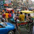 نابسامانی در خیابان های هند