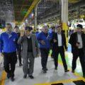 بازدید از ایران خودرو