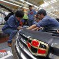 خط تولید جیلی در چین