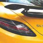 مرسدس بنز SLS AMG بلک سریز