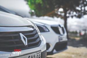 رنو ساندرو استپ وی و برلیانس کراس موتور جدید