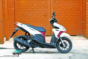 موتور سیکلت هوندا کلیک