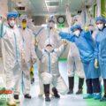 کادر درمانی-مقابله با ویروس کرونا