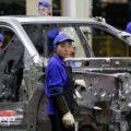 خط تولید در چین