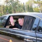 خودروی کیم جونگ اون رهبر کره شمالی