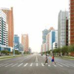 خیابان های کره شمالی