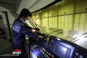 ضدعفونی-مترو