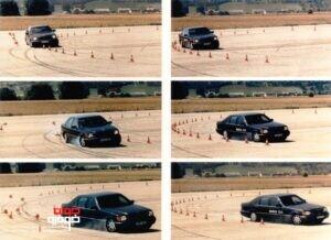 تست و بررسی ESP خودرو
