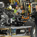 خط تولید خودرو آمریکایی