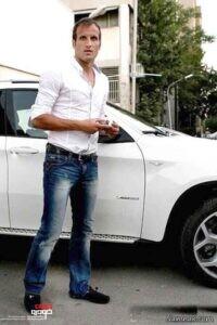 ماشین سید جلال حسینی