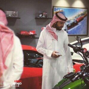 خودروهای بدر بن سعود بن سعد آل سعود