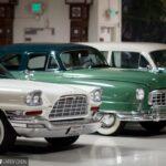 کلکسیون خودروهای جی لنو
