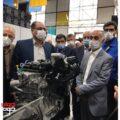 بازدید اعضای کمیسیون صنایع از ایران خودرو