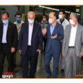 بازدید رئیس کمیسیون صنایع از سایپا