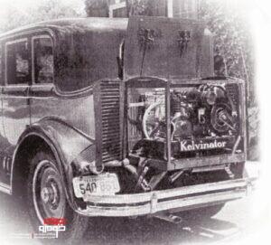 سیستم تهویه خودروهای کلاسیک