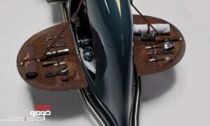 موتور سیکلت کلاسیک ب ام و (3)
