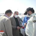 بازدید از پارکینگ مرکزی ایران خودرو