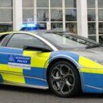 خودروهای پلیس انگلستان