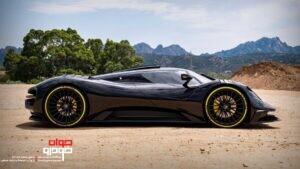 خودرو آر اس دیزاین (1)