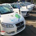 محصولات تمام برقی ایران خودرو