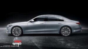 مرسدس بنز کلاس S مدل 2021 (2)