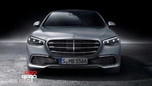 مرسدس بنز کلاس S مدل 2021 (3)