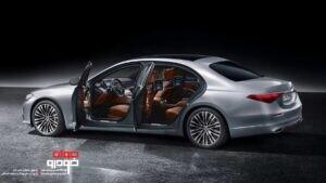 مرسدس بنز کلاس S مدل 2021 (6)