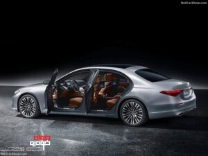 مرسدس بنز S کلاس جدید مدل 2021