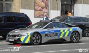 ب ام و I8 پلیس چک