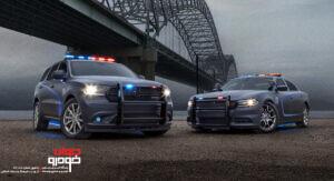 خودروهای پلیس آمریکا
