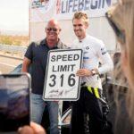 سریعترین خودرو جهان (1)