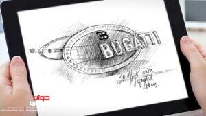 لوگو بوگاتی (10)