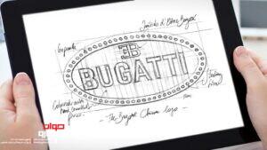 لوگو بوگاتی (6)
