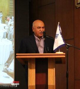 نایب رئیس انجمن قطعه سازی