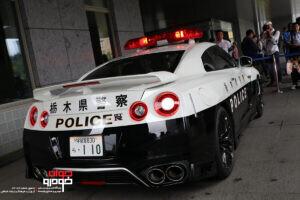 نیسان جی تی آر-پلیس ژاپن