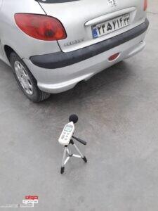 ستاد معاینه فنی خودروهای تهران (2)