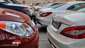 واردات خودروهای لوکس