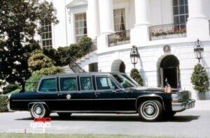 کادیلاک رئیس جمهور آمریکا