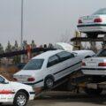 جابجایی محصولات ایران خودرو